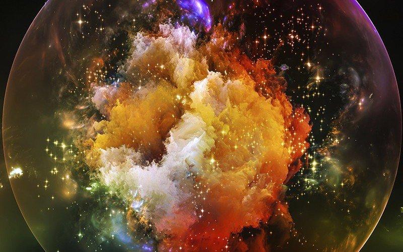 El universo y el Eter